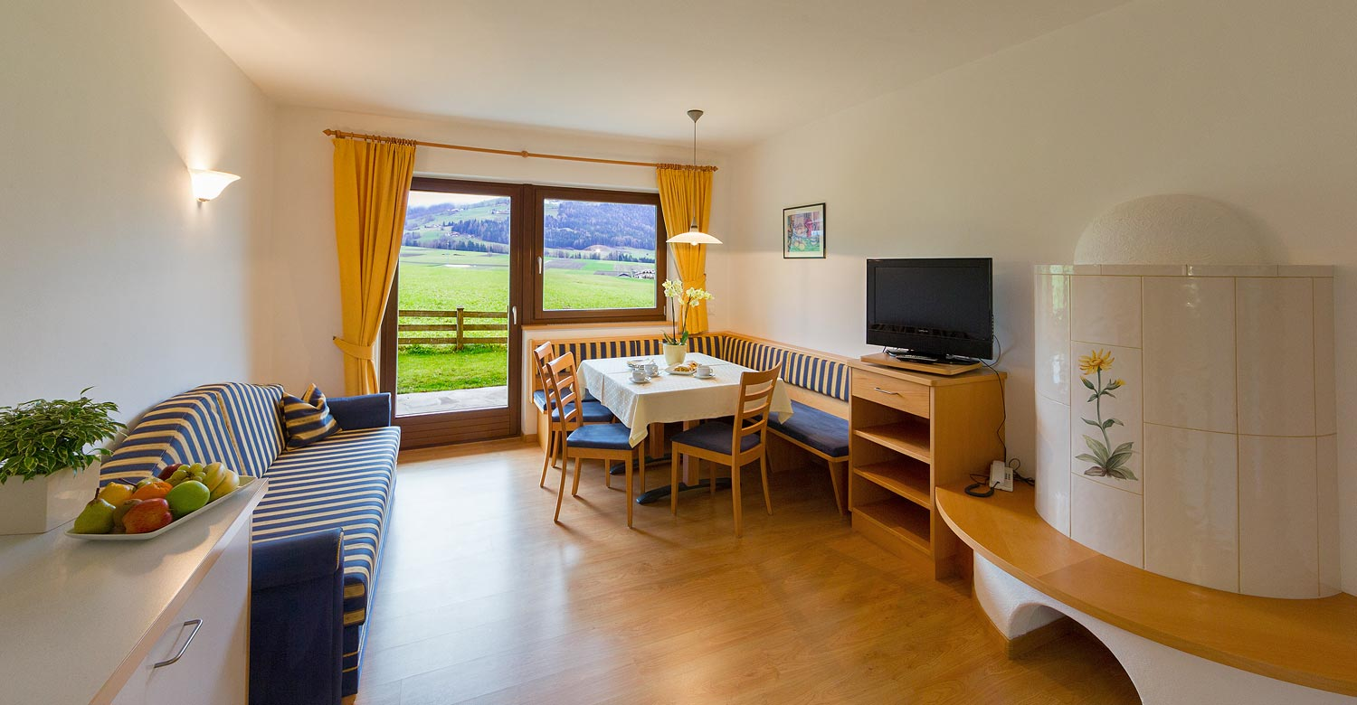 Apartments in the heart of Olang – Apartment house Steiner